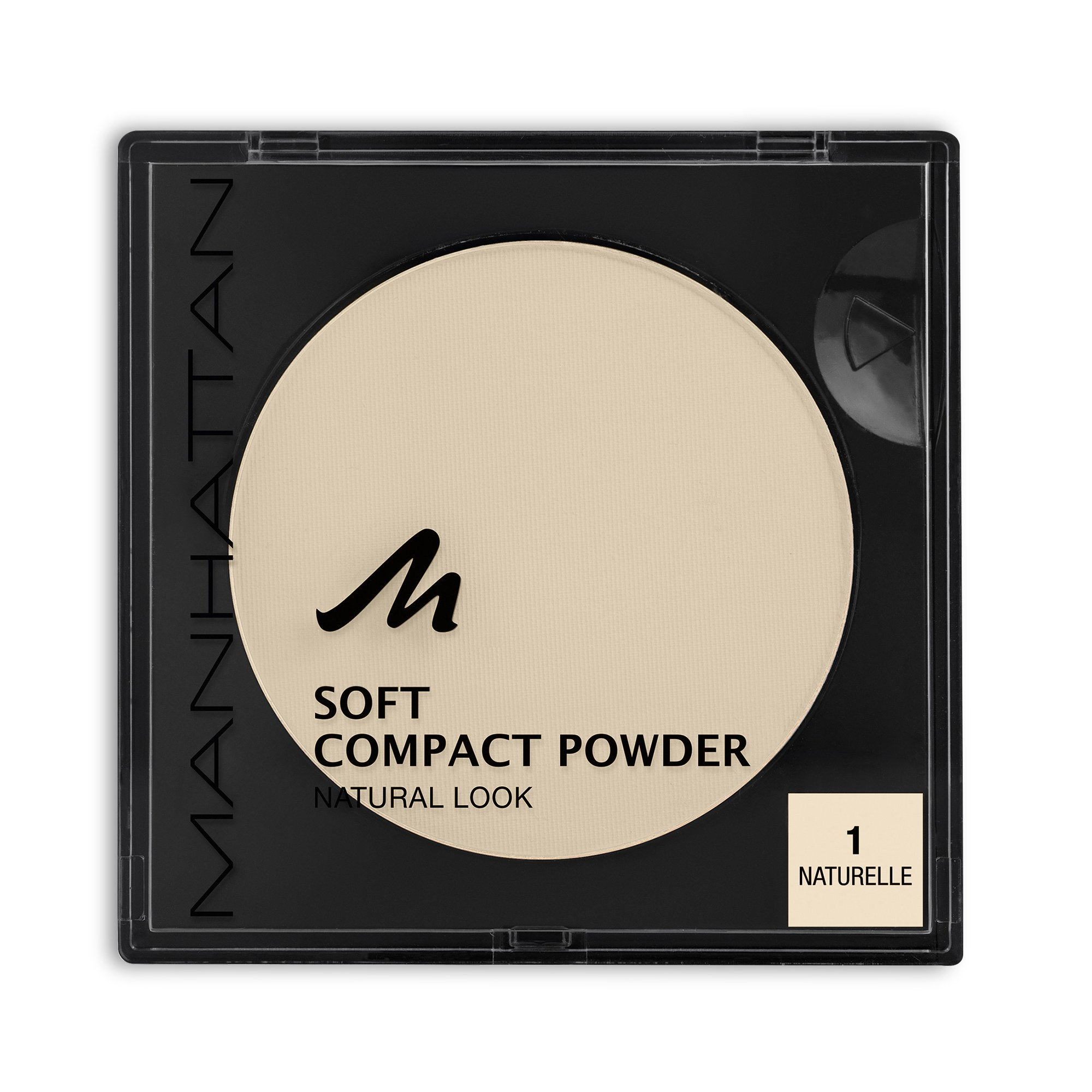 Manhattan 16918 Soft Compact Powder 1, naturelle product image