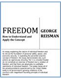 FREEDOM How to Understand and Apply the Concept