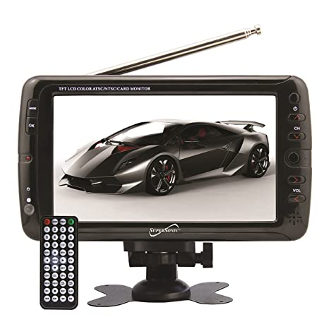 Review SuperSonic Portable Widescreen LCD
