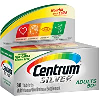 Deals on Centrum Silver Multivitamin for Adults 50 Plus