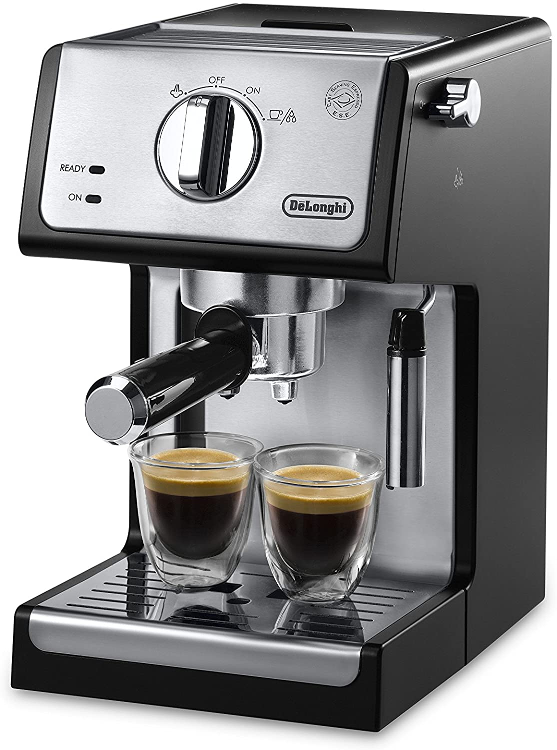 The Best Espresso Machine for Mom - 2021 Ratings & Reviews 10
