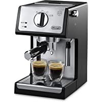 """De'Longhi ECP3420 15 Bar Espresso and Cappuccino Machine with Advanced Cappuccino System, 15"""""""