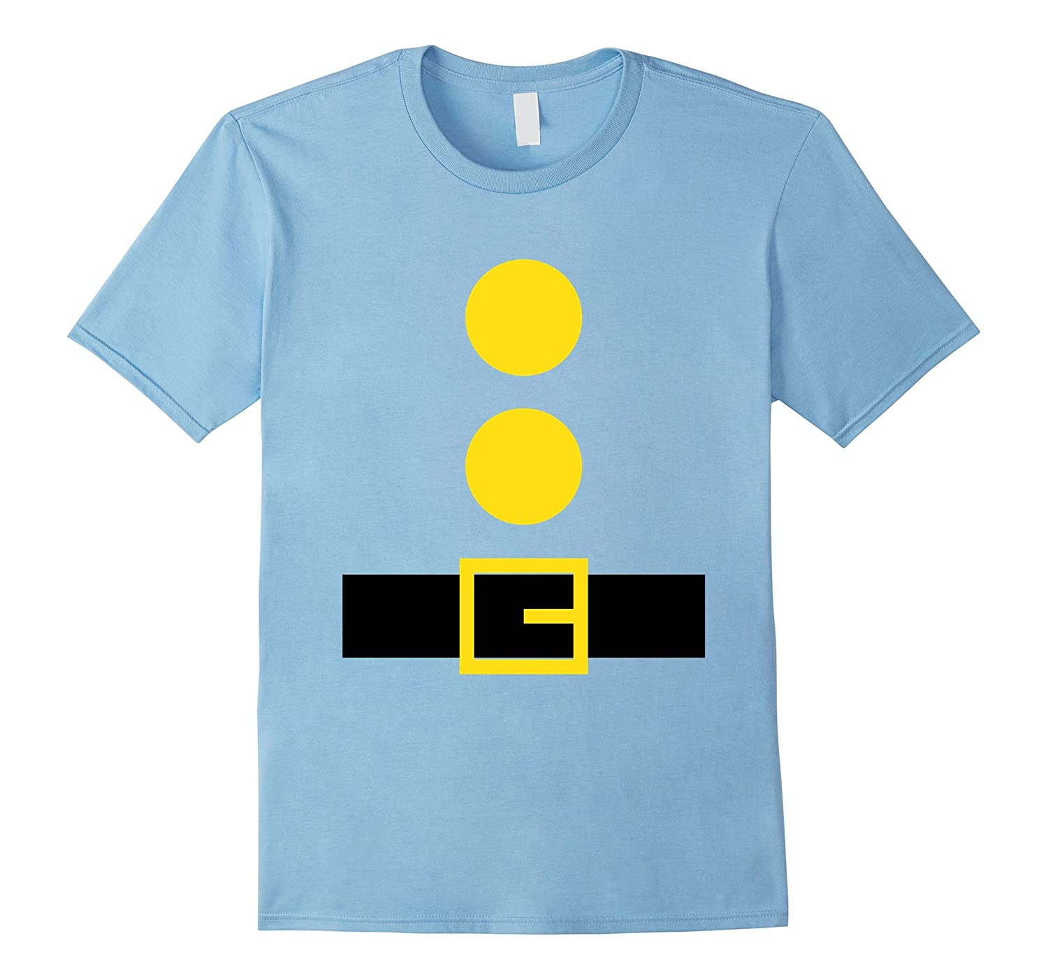 'Dwarf Outfit' Last Minute Halloween Costume Party Shirt-FL