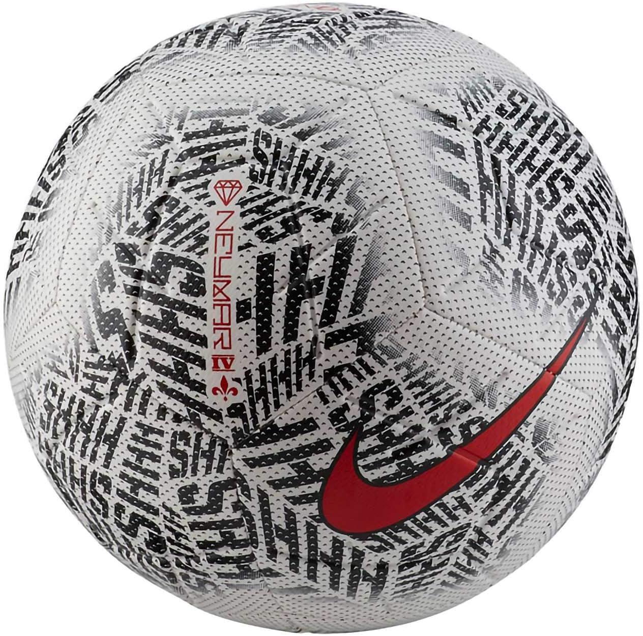 Nike NYMR NK Strk-New Balón de fútbol, Adultos Unisex, White/Black ...