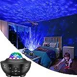 LBell Night Light Projector 3 in 1 Galaxy...