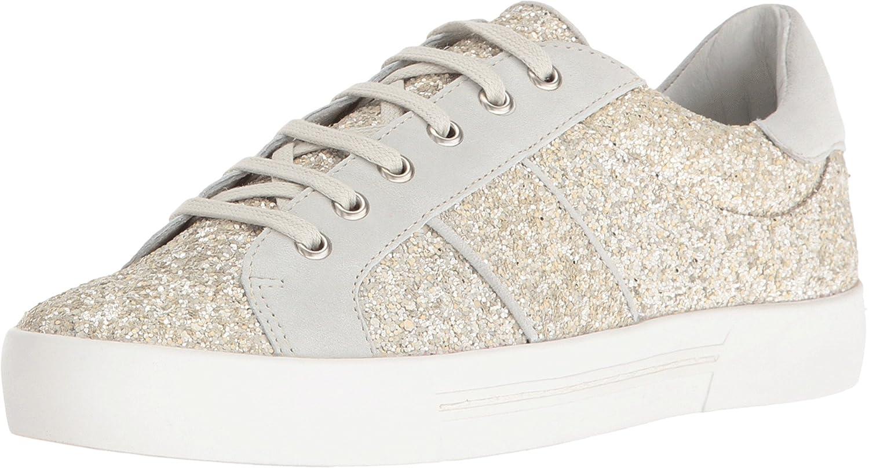 Joie Women's Dakota Sneaker, Navy, 38.5 M EU (8.5 US) B01M0LO3WU 37.5 M EU / 7.5 B(M) US|Latte Glitter/Kid Suede