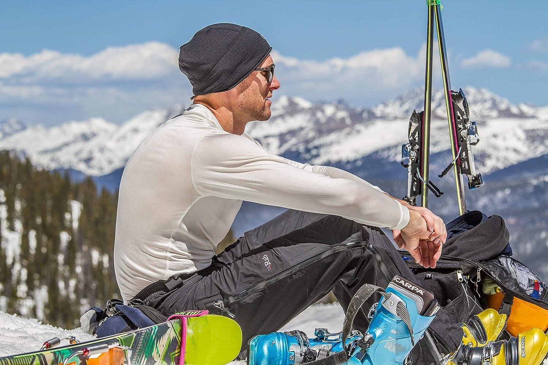 Terramar Sports Mens Long Sleeve Recycled Transport Tee Shirt
