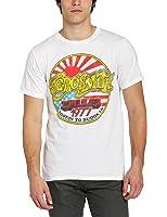 FEA Men's Aerosmith Boston To Budokan T-Shirt
