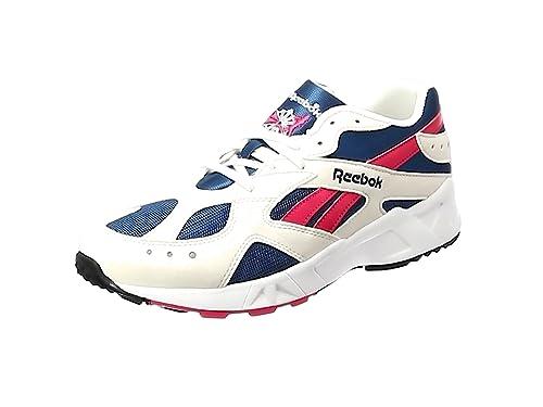 Reebok Shoes – Aztrek White Blue Pink Size  41 498295bdd