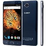 """CUBOT Cheetah2 - Smartphone libre 4G Android 6.0 (Pantalla 5.5"""" FHD, Dual SIM, Cámara 8Mp+13Mp, Octa Core, 3GB RAM, 3000mAh batería, Sensor de Huella, Type C 2.0), Color Azul[CUBOT OFICIAL]"""
