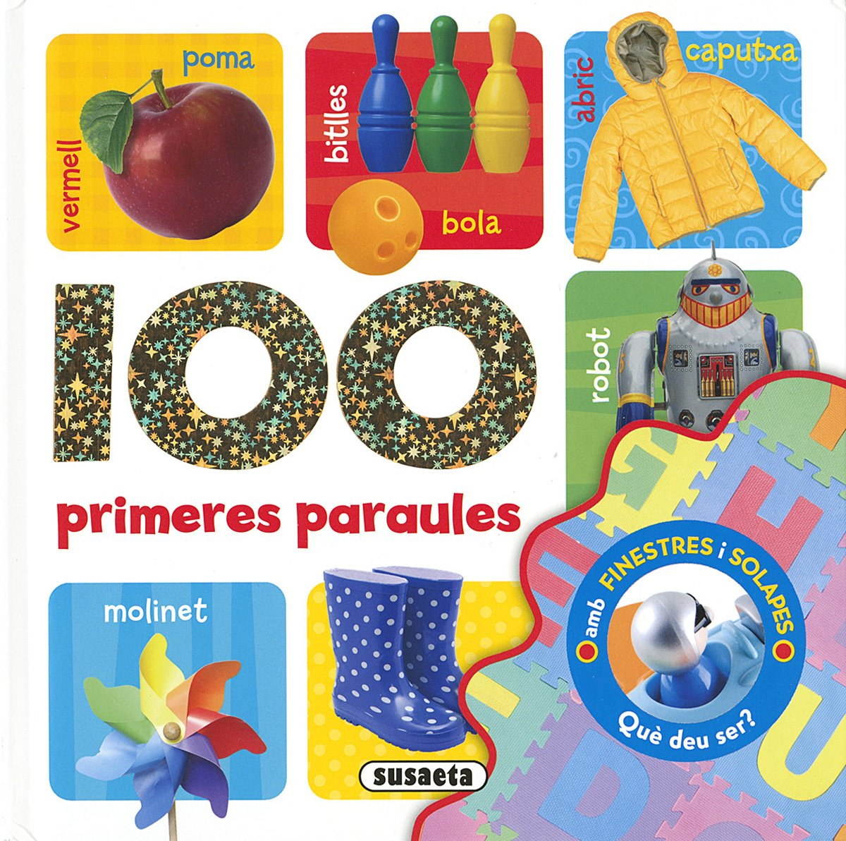 100 Paraules. Primeres paraules (Catalan) Hardcover – April 1, 2016