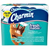 Charmin Freshmates Flushable Wipes - 160 ct