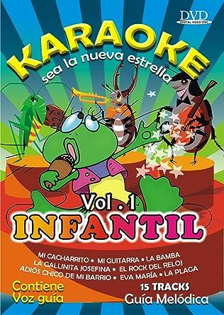 INFANTIL V.1 KARAOKE