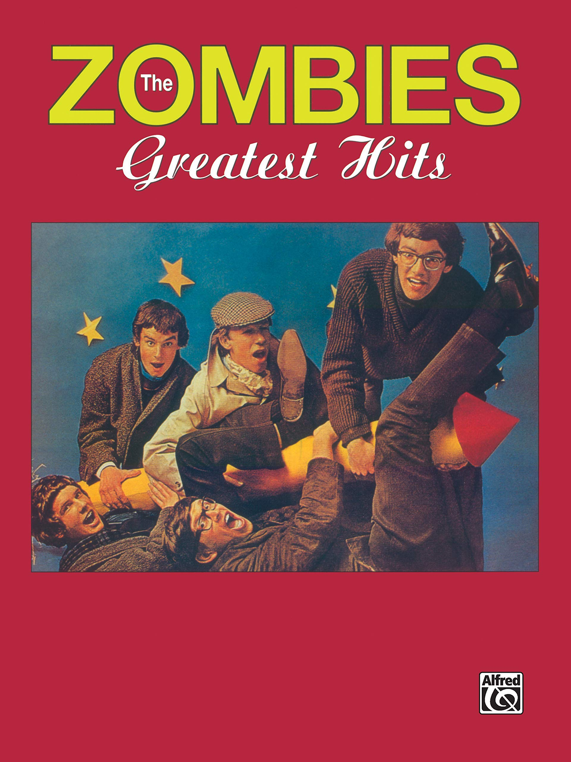 The Zombies Greatest Hits (Sheet Music for piano/vocal
