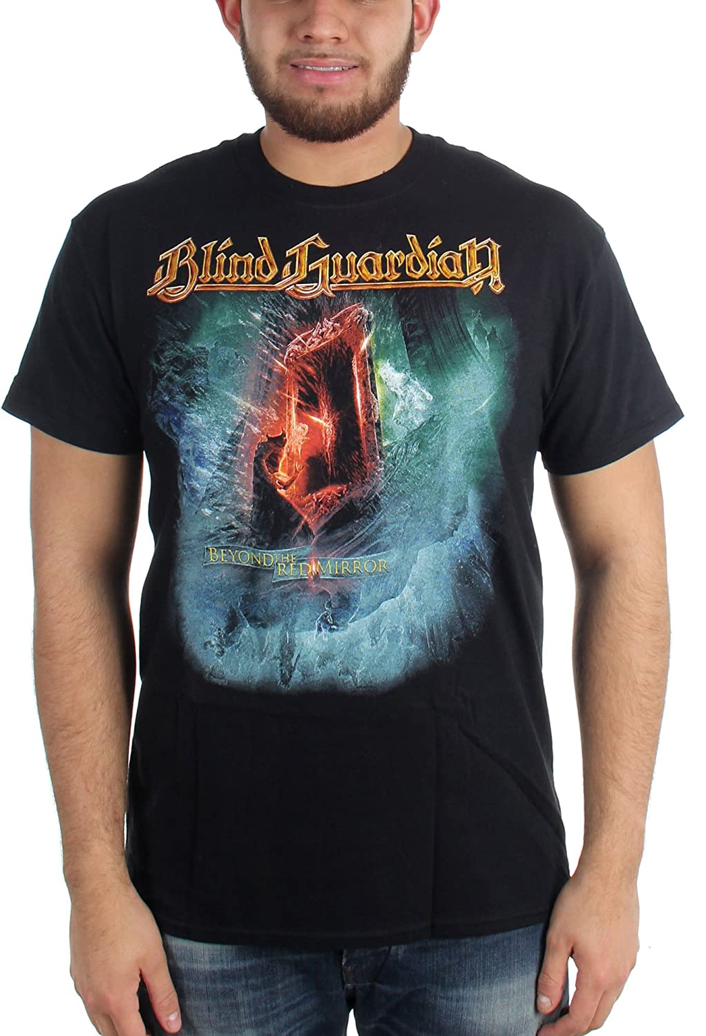 Blind Guardian - Mens Beyond the Red Mirror T-Shirt