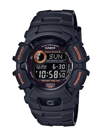 Casio Reloj Digital para Hombre de Cuarzo con Correa en Resina GW-2310FB-1B4ER: Amazon.es: Relojes
