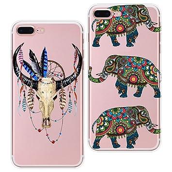 coque iphone 8 plus elephant