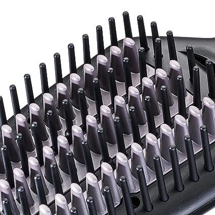 Imetec Bellissima Revolution - Cepillo alisador termico, ceramico y ionico, pelo liso y brillante: Amazon.es: Salud y cuidado personal