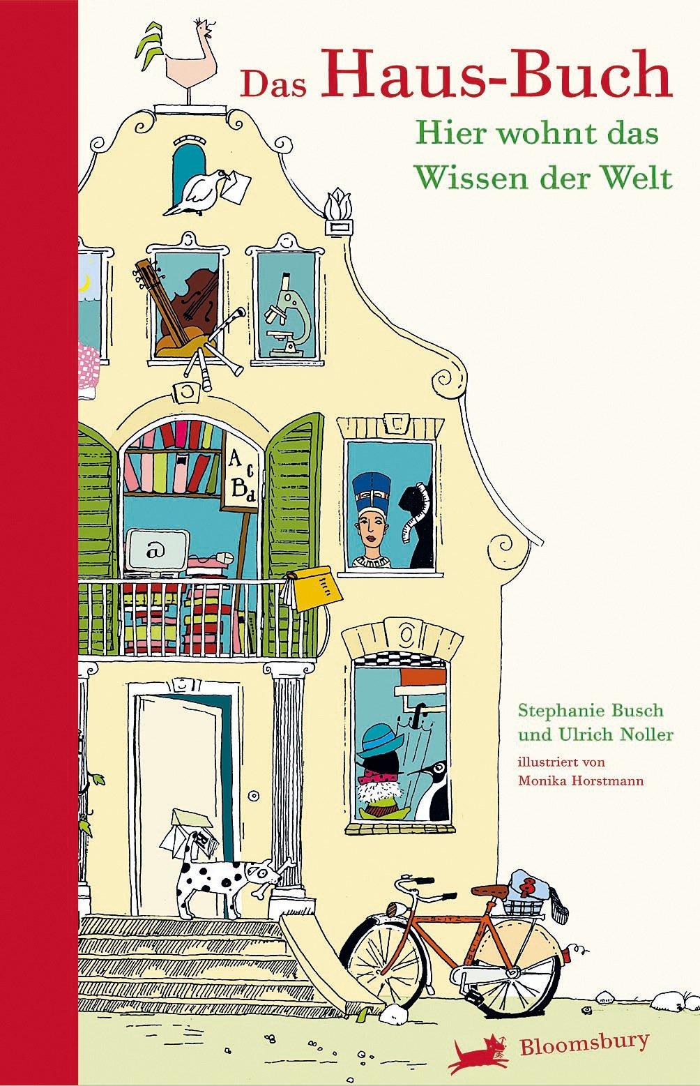 Das Haus-Buch: Hier wohnt das Wissen der Welt: Amazon.de: Stephanie ...