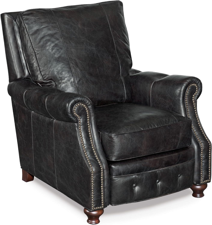 Hooker Furniture Winslow Recliner, Black