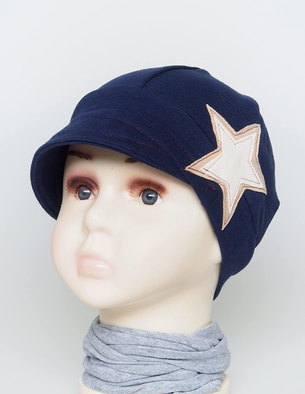 Cancer hat for kids Child Cozy Cap Comfort Chemo headwear children chemo cap alopecia cotton beanies for child