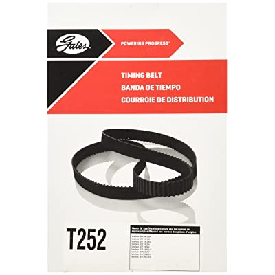 Gates T252 Timing Belt: Automotive