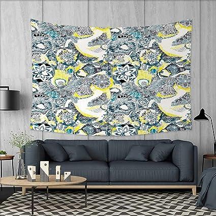 Amazon Com Anniutwo Mandala Art Wall Decor Floral Mandala