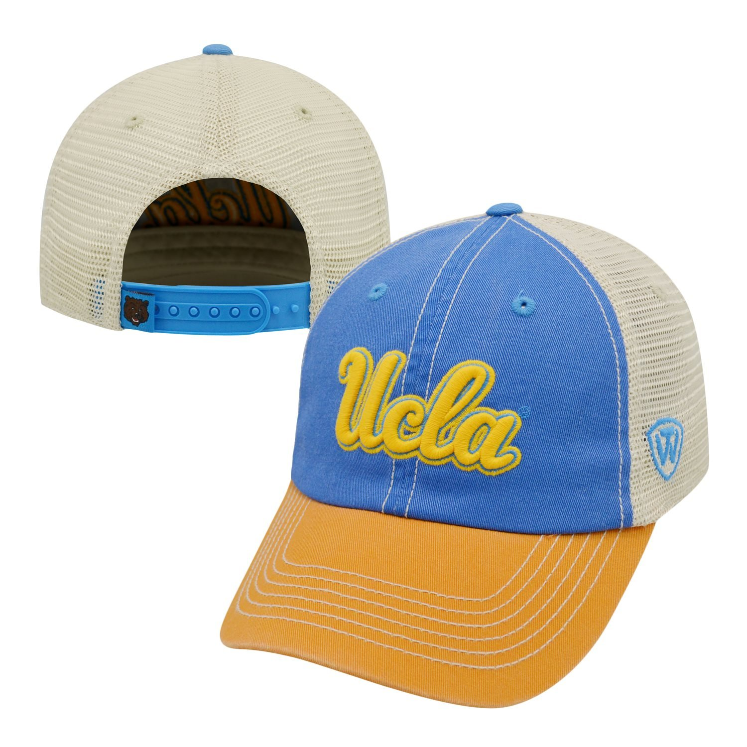 d0185ca2db1 Amazon.com   Top of the World NCAA UCLA Bruins Offroad Snapback Mesh Back Adjustable  Hat