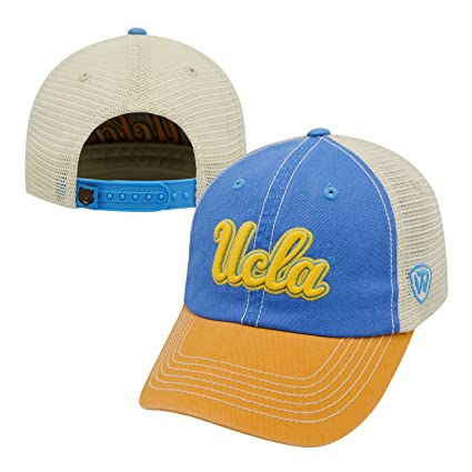 online store b3784 f0309 Top of the World NCAA UCLA Bruins Offroad Snapback Mesh Back Adjustable Hat,  One Size