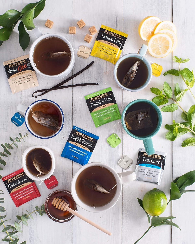Bigelow Bigelow Black Tea 6 Flavor Variety Pack, 20 Count Box