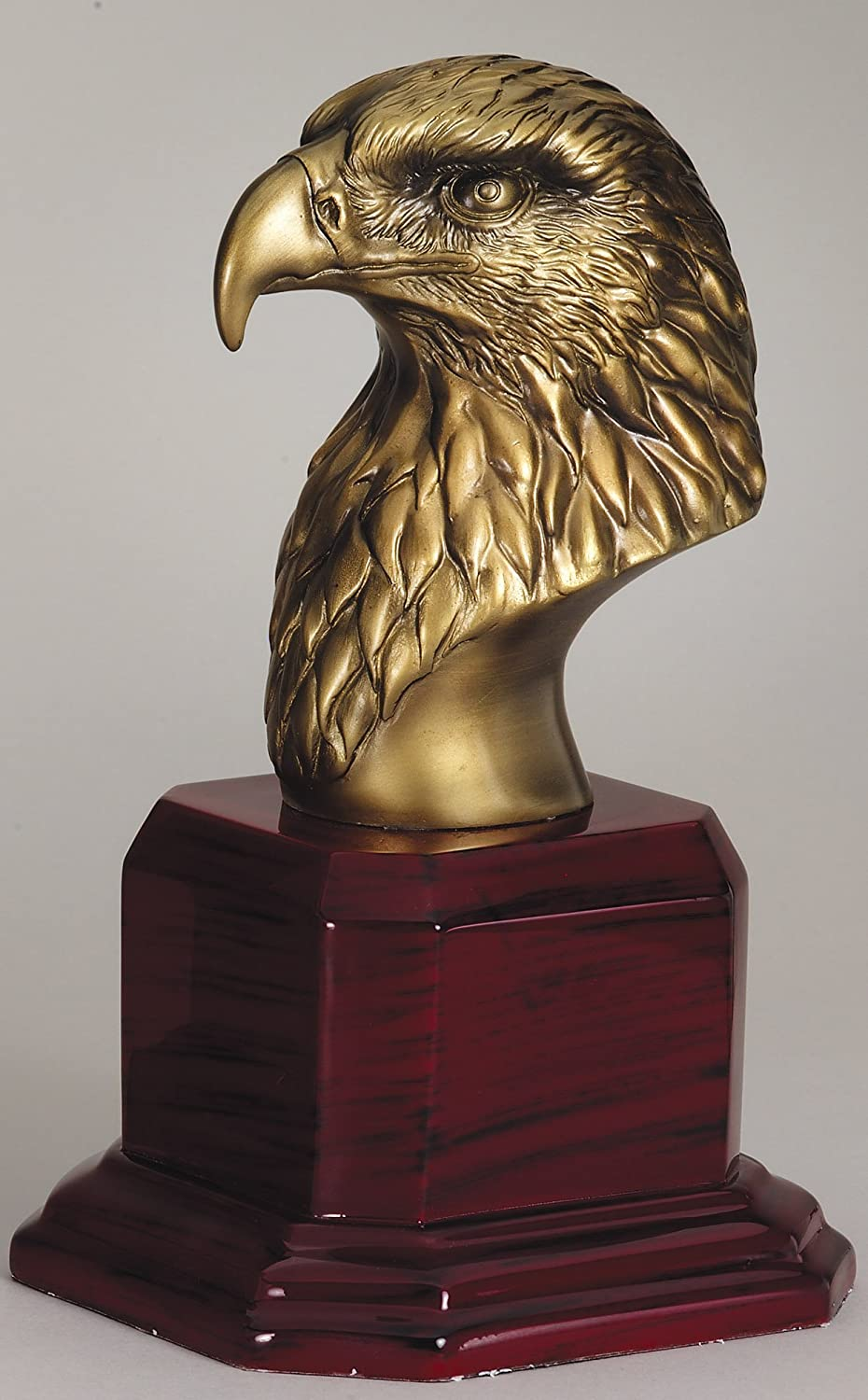 The Trophy Studio Eagle in-flight on Base  8 1/2\