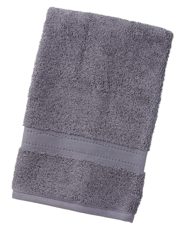 TowelsRus Egipcio 100/%Algod/ón s/úper suave 550 Gsm Toalla de ba/ño en Negro 70cmx 130cm