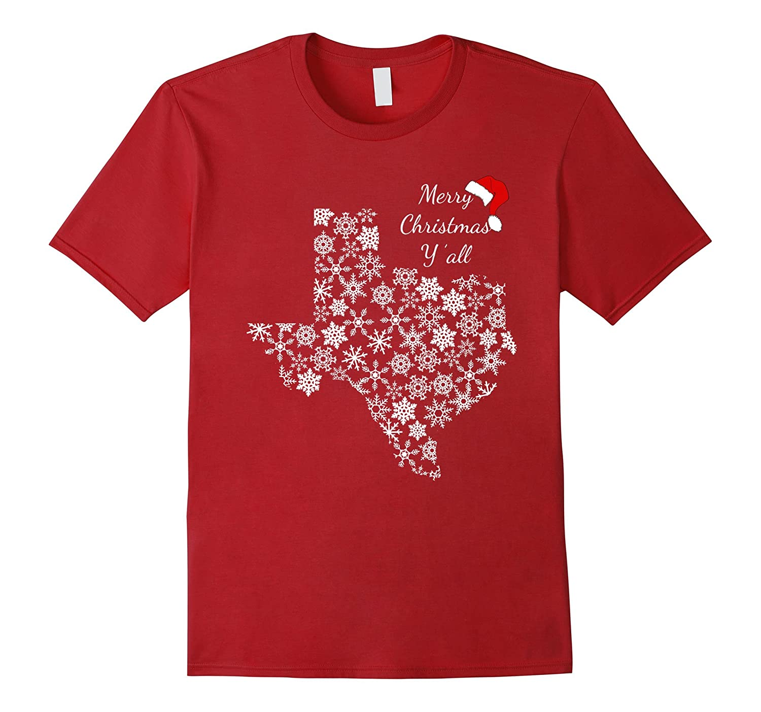 Texas Christmas Shirts & T-Shirt Design for xmas party gift-ANZ ...