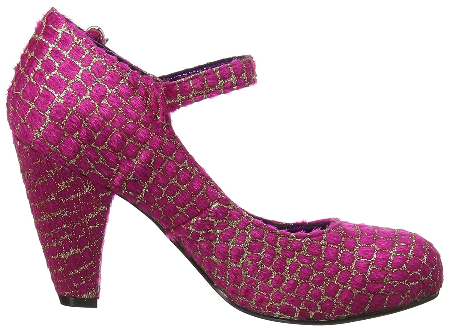 Poetic Licence by by by Irregular Choice The Right Stripes, Mary Jane Donna | Materiali Di Alta Qualità  4c1bc0