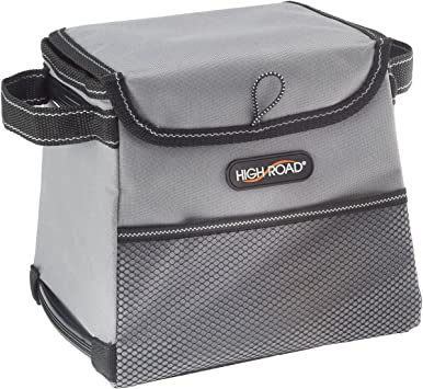 Large High Road StableMate Leakproof Car Trash Bin with Lid