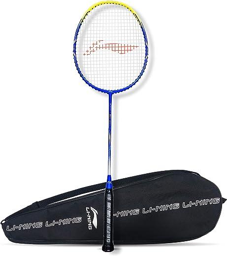 Li-Ning G-Force Superlite 3600 Carbon-Fiber Badminton Racquet with Free Full Cover