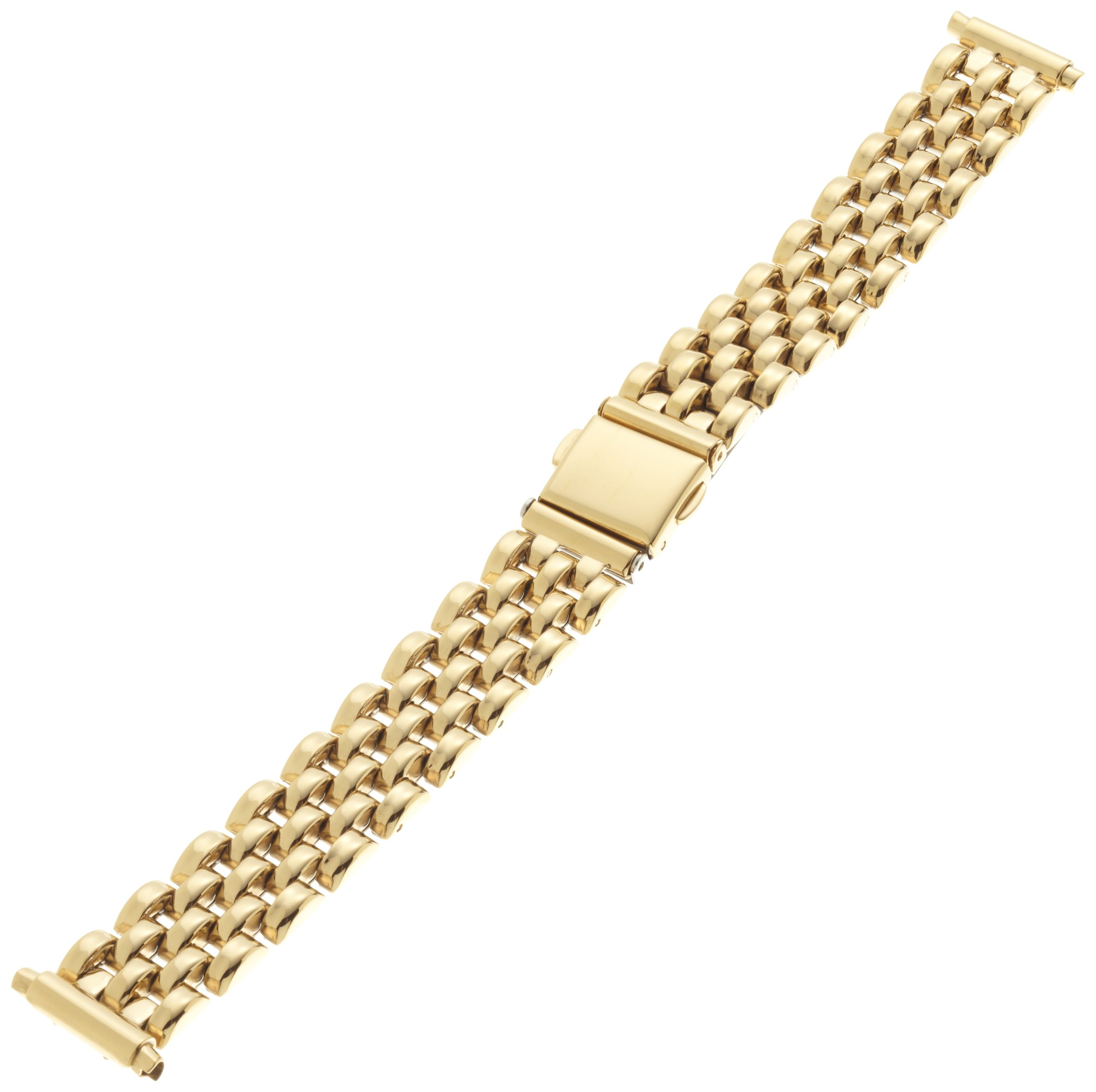 Hadley-Roma Women's LB5441RYSQ 16 Bracelet Link Style Watchband