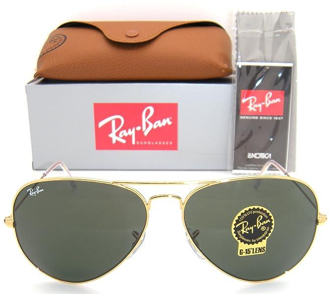 0dd1a18fab ... get ray ban aviator large metal ii sunglasses gold rb3026 l2846 62mm  4db8a e47e3
