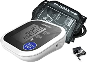 Digital Electronic Blood Pressure Monitor Upper Arm Automatic With 240V AC Adapter TGA Clinically Validated