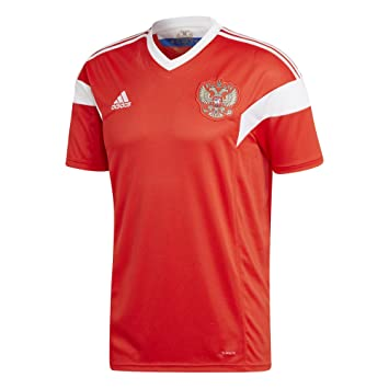 official photos d7042 31339 adidas Russia Home Jersey 2018/2019