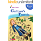 Robin Classics 4 - Gulliver's Travels by Jonathan Swift: Helps enhance kids' vocabulary and reading comprehension ability. Makes this enduring classic accessible to kids.