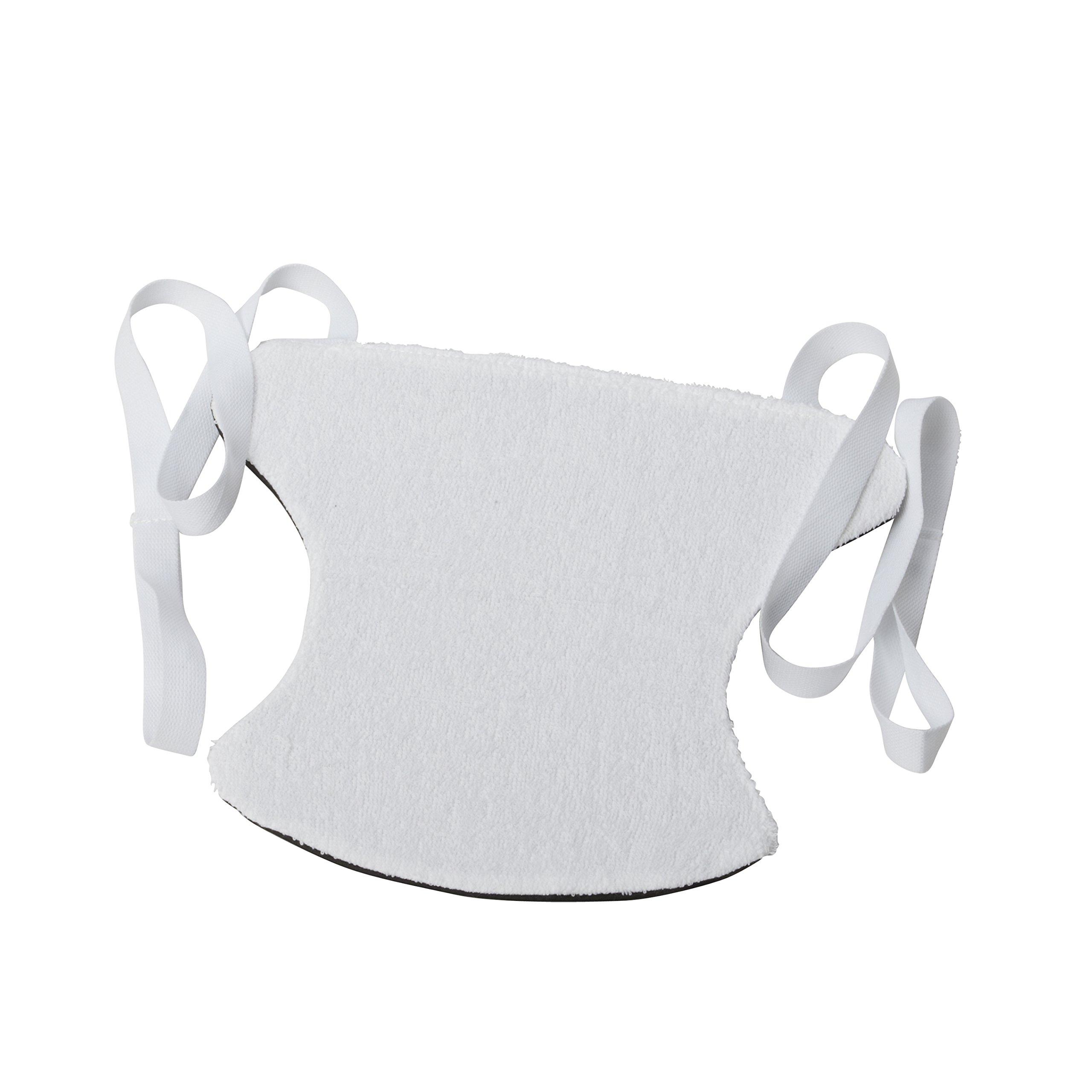 DMI Deluxe No Bend Sock Aid to Easily Pull on Socks, Slip Resistance, White