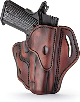 1791 GUNLEATHER Holster for Sig Sauer P226, P220, P229 Right Hand OWB Leather Gun Holster