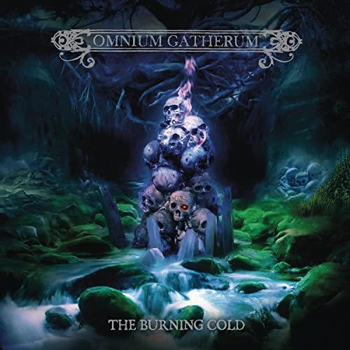 Omnium Gatherum – The Burning Cold (2018)