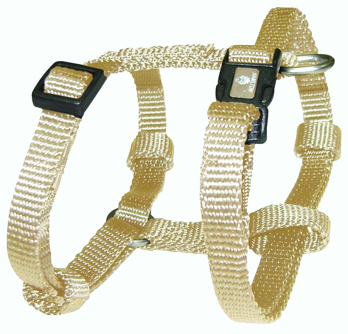 Hamilton Adjustable Comfort Dog Harness, X-Small, Sage Green