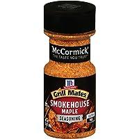 McCormick Grill Mates Smokehouse Maple Seasoning, 3.5 oz