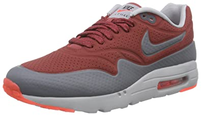 sports shoes df37b 2ef9d Nike Air Max 1 Ultra Moire, Men s Trainers, Cedar Dark Grey-Wolf