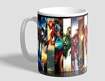 Marvel 5 Batman Dc Comics 283 Gram Superman Flash Mug The wOkXZuPiT