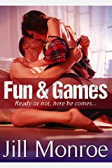 Fun & Games: Revelations of a Romance Novel Heroine Kindle Edition