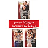 Harlequin Desire March 2017 - Box Set 2 of 2: An Anthology
